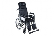 "Leather wheelchair ""Coach"""